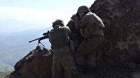 İçişleri Bakanlığı: Şırnak'ta etkisiz hale getirilen 5 teröristten ikisi GRİ kategoride yer alıyor