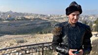 Filistinli sanatçı Diriliş Ertuğrul dizi müziğini Kudüs için hazırladığı ezgiye uyarladı