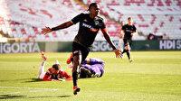 Rodallega kendine geldi, geçen sezonki gol sayısını geçti