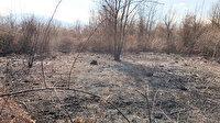 Adil Öksüz'ün çanta gömdüğü iddia edilen arazideki yangının nedeni araştırılıyor