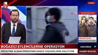 Boğaziçi'nde gözaltına alınan ve terör propagandası paylaşımları tespit edilen Çelik'in babası Halk TV'de konuştu: Gurur duyuyorum