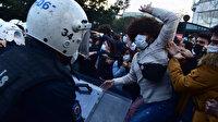 """Boğaziçi Üniversitesi'ndeki """"katil polis"""" sloganına tepkiler çığ gibi: Yüzbinlerce kişi """"Polisimin yanındayım"""" dedi"""