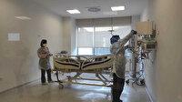 Kovid-19 gerekçeli başvurular azaldı: Ankara Şehir Hastanesi'nde 3 binden 100'ün altına düştü