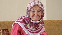 Koronavirüsü yenen 105 yaşındaki Emine Nine'den uyarı: Aklınızı başınıza alın