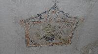 Üzeri sıva ile kapatılmış: 227 yıllık camideki Osmanlı duvar motifleri gün yüzüne çıktı