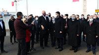 Arnavutluk Başbakanı Albayrak İnşaat'a övgüler yağdırdı: Harika bir iş yapıyorlar