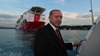 İsrail'in Türkiye korkusu:  Erdoğan hilal taktiğiyle Akdeniz'de meydan okuyacak