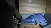 Bursa'da dernekte kumar oynarken yakalananlar uyuma numarası yaptı