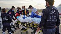 Kosova'daki patlamada yaralanan iki kişi Cumhurbaşkanı Erdoğan'ın talimatıyla İstanbul'a getirildi
