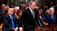 ABD eski Başkanı Bush: Muz cumhuriyeti değiliz