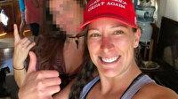 ABD'de Kongre baskınında öldürülen kadının kimliği ortaya çıktı: Şehit ilan ettiler