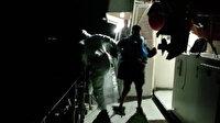 Yunanistan yine ölüme terk etti: Motoru sökülmüş bottaki göçmenleri Türk Sahil Güvenliği kurtardı