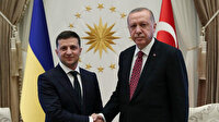 Zelenskiy'den 'Ukraynalı denizcilerin tahliyesi' için Cumhurbaşkanı Erdoğan'a teşekkür