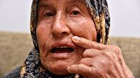 Yaşlı kadın evinde dehşeti yaşadı:  Ellerini ayaklarını bağlayıp, bileziklerini gasbettiler