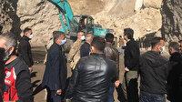 Silopi'de maden ocağında göçük: Bir işçi toprak altında kaldı