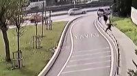 Esenyurt'ta kapkaça uğrayan Özbek kadın kapkaççının arkasından bakakaldı