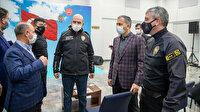 İçişleri Bakanı Soylu'dan İstanbul'da sürpriz ziyaret