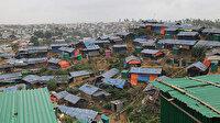 Arakanlı mültecilerin kaldığı kampta çatışma: 1 ölü, 10 yaralı