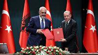 Yunanistan basını rahatsız oldu: Arnavutluk yönünü Türkiye'ye çeviriyor