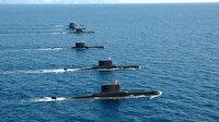 Türk ordusuna yıkıcı güç: Peş peşe denize indirilecekler