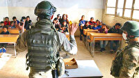 Hayat bilgisi dersi: PKK mayınlarından böyle korunursunuz