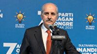 AK Parti Genel Başkanvekili Numan Kurtulmuş: Bu memlekete demokrasi çoktan geldi