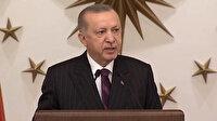 Cumhurbaşkanı Erdoğan: Türkiye'nin içinde yer almadığı hiçbir denklemden Akdeniz barışı çıkmayacağı artık anlaşılmıştır