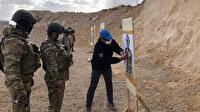 Mehmetçikten Libya ordusuna üs savunma eğitimi