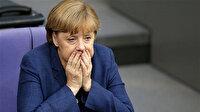 Koronavirüs vaka sayısında rekora koşan Almanya'da Merkel endişeli: 10 haftaya ihtiyacımız var