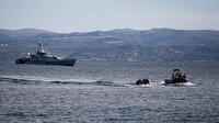 AB'nin yolsuzlukla mücadele ofisi göçmenleri geri iten Frontex hakkında soruşturma açtı