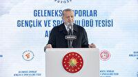 Cumhurbaşkanı Erdoğan: Tarihimize sahip çıkmak boynumuzun borcu