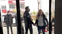 Kahramanmaraş'ta maske takmadığı için kendisini uyaran polisi tehdit eden kadın yine olay çıkardı