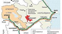 Rus medyası haritayı yayınladı: Doğrudan Türkiye'ye bağlı demiryolu 30 yıl sonra yeniden canlanacak