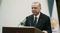 Cumhurbaşkanı Erdoğan: Bizi asıl yoran omuz omuza olmamız gerekenlerin tavırlarıdır