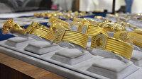 Altın fiyatları hafif yükselişe geçti