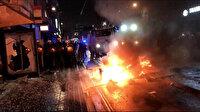 Belçika'da gözaltına alınan siyahi gencin hayatını kaybetmesiyle sokaklar karıştı