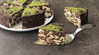 5 çay sohbetlerinin en gözde tatlısı: Bisküvili mozaik pasta