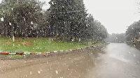"""Meteorolojiden birçok bölge için """"kuvvetli ve yoğun kar"""" uyarısı"""
