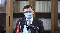Ukrayna Dışişleri Bakanı Kuleba: Ukraynalı denizcilerin tahliyesinin Türkiye'nin desteği olmadan mümkün değildi