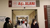 Elazığ'da 256 aşı odası kuruldu: Sağlık çalışanları aşılanmaya başladı