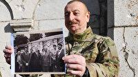 Azerbaycan Cumhurbaşkanı İlham Aliyev Dağlık Karabağ zaferinden sonra ilk kez Şuşa'da: 39 yıl sonra aynı yerde