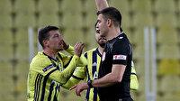 Fenerbahçe'den kırmızı kart tepkisi ve hakemlere sorular
