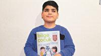 Görme engelli çocuklara özel dergi