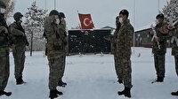 Milli Savunma Bakanlığı görüntüleri paylaştı: Azerbaycan askeri Kars'a geldi