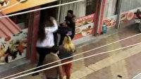 Telefon numarası istedi dövüldü: Kız kardeşlerden lokantacıya meydan dayağı
