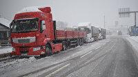 Anadolu Otoyolu'nda 16 aracın karıştığı trafik kazasında 8 kişi yaralandı