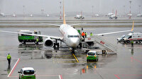 Samsun-İstanbul yolcu uçağında panik: Acil iniş yaptı