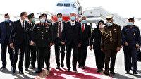 Bakan Akar'dan sürpriz Irak ziyareti