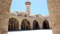 Mescid-i Aksa'dan sonra en büyük camii olan Büyük Ömer Camii Osmanlı izlerini taşıyor