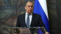 Lavrov Batı'nın Navalnıy'ı bahane ederek kendi içindeki krizi örtmeye çalıştığını savundu